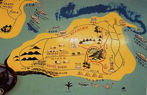 日本の島再発見_北海道_焼尻島_焼尻島全景