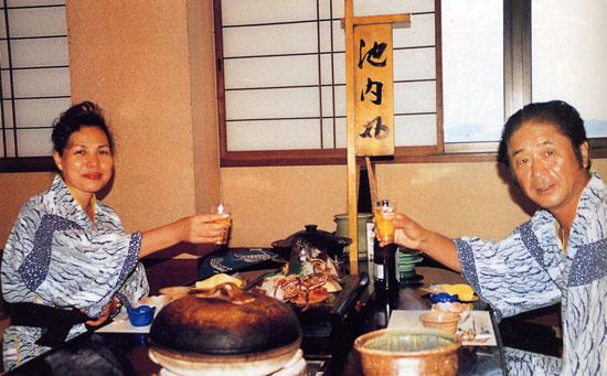 日本の島再発見_愛知県_日間賀島_日間賀観光ホテルのかしき料理