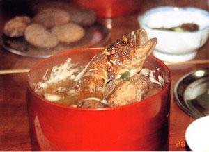 日本の島再発見_新潟県_粟島_名物の「ワッパ煮」