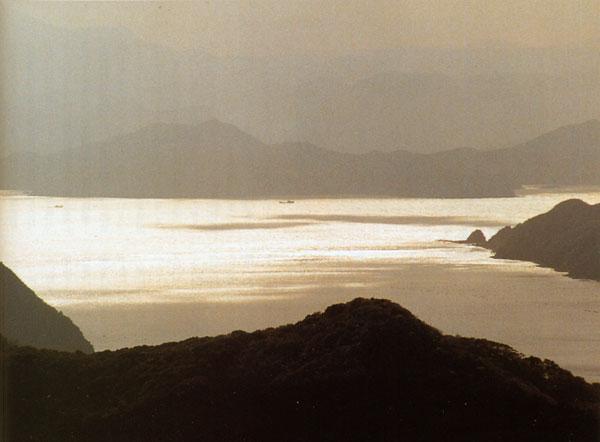 日本の島再発見_長崎県_対馬島_対馬の夕べ