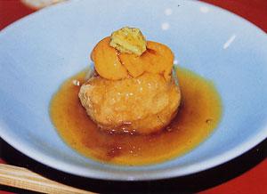 日本の島再発見_香川県_小豆島_小芋まんじゅう(料理芸術かりえん)