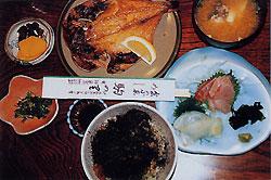 日本の島再発見_東京都_伊豆諸島_伊豆大島_郷土料理「駒」島の味コース