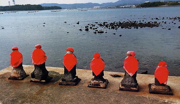 日本の島再発見_長崎県_壱岐島_はらほげ地蔵--海女の守り神