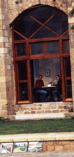 北キプロスのレストラン