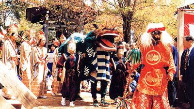 日本の島再発見_島根県_隠岐島_蓮華会舞