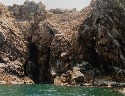 日本の島再発見_山形県_飛島_烏帽子群島