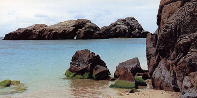 日本の島再発見_沖縄県_慶良間諸島_渡嘉敷島_阿波連ビーチ
