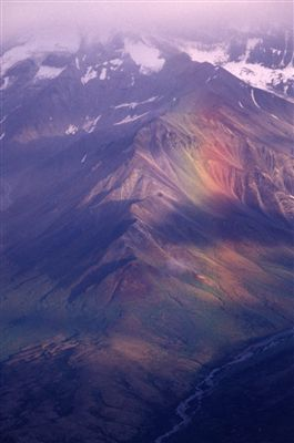 マッキンレー山脈 スライドショー
