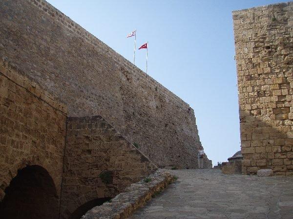 キレニア城の内部