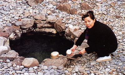日本の島再発見_大分県_豊後諸島_大入島_真水の神の井
