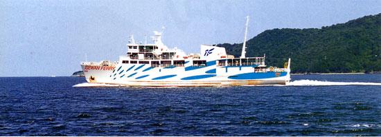 日本の島再発見_三重県_志摩諸島_答志島_伊勢港フェリー