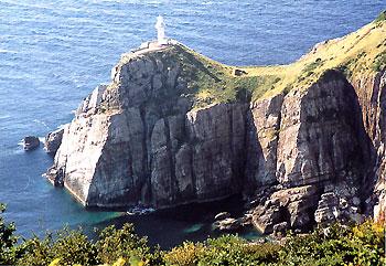 日本の島再発見_長崎県_五島列島_福江島_大瀬崎灯台