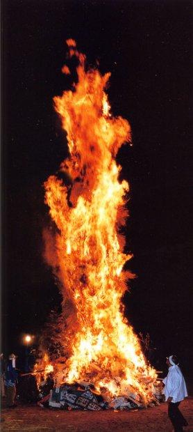 日本の島再発見_大分県_豊後諸島_大入島_ドンド火祭
