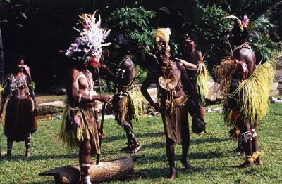 パプア・ニューギニア