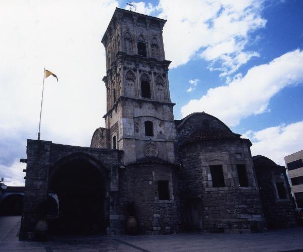 ラルナカの聖ラザロ協会