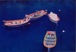 マルタ島 昼下がり