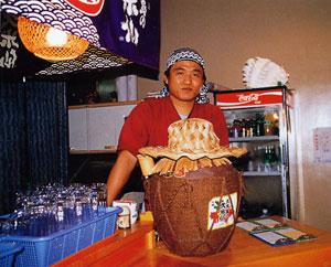 日本の島再発見_沖縄県_久米島_居酒屋「三坊」