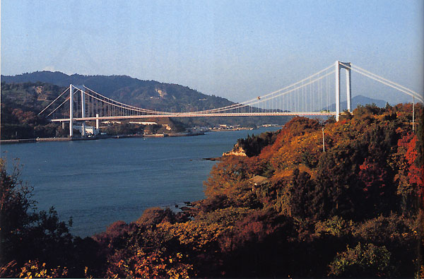 日本の島再発見_愛媛県_越智諸島_伯方島_伯方島大橋