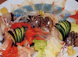 日本の島再発見_長崎県_五島列島_福江島_キビナゴ郷土料理(か乃う)