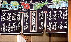 日本の島再発見_鹿児島県_奄美群島_奄美大島の方言ノレン