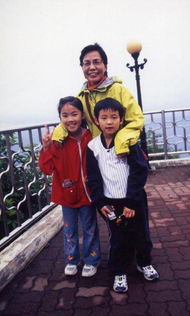地球の島めぐり_韓国_鬱陵島_マミさんの子供たちと