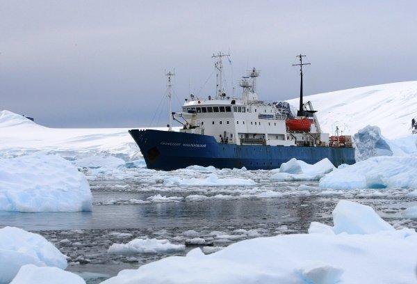 南極写真4