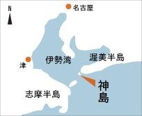 日本の島再発見_三重県_志摩諸島_神島_地図