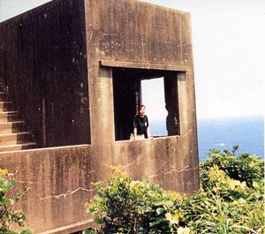 日本の島再発見_三重県_志摩諸島_神島_「潮騒」の舞台、監的哨_平成の初江(小鉄)