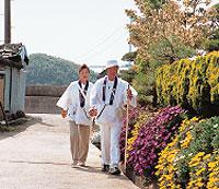 日本の島再発見_伊予大島の鉄人と小鉄