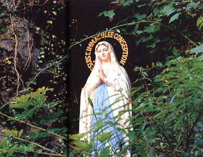 日本の島再発見_長崎県_五島列島_中通島_祈りのマリア像(上五島)
