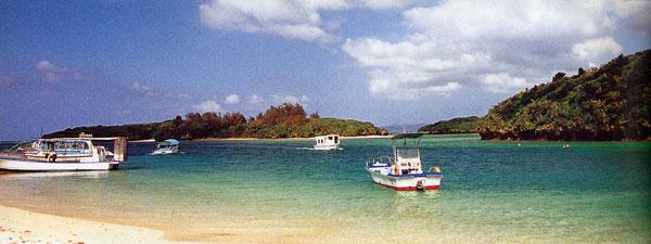 日本の島再発見_沖縄県_八重山諸島_石垣島川平湾