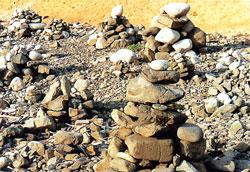 日本の島再発見_北海道_奥尻島_賽の河原