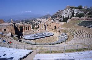 ギリシャ劇場