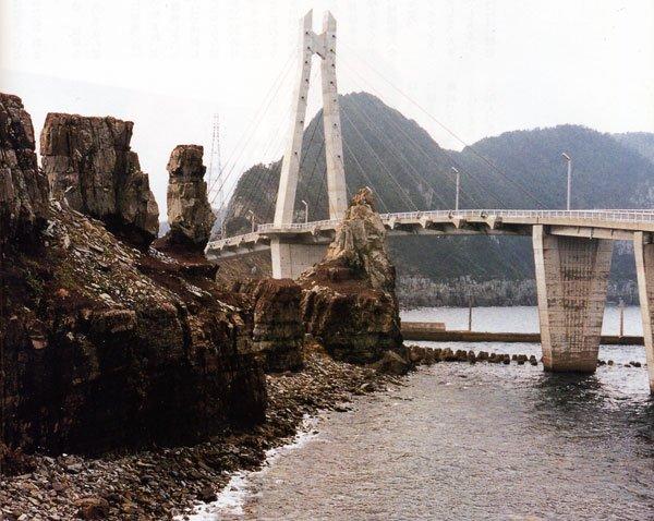 日本の島再発見_鹿児島県_甑島_甑大明神橋
