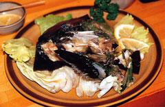 日本の島再発見_沖縄県_久米島_エラブチャーのマース煮
