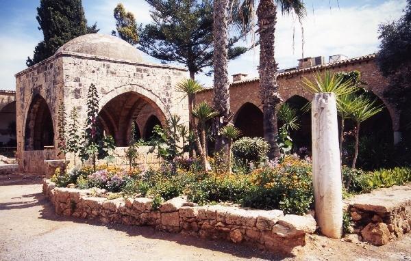 アギア・ナパ修道院