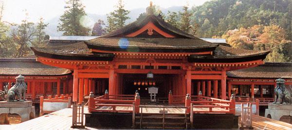 日本の島再発見_広島県_安芸群島_厳島_厳島神社
