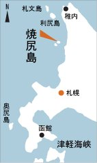 日本の島再発見_北海道_焼尻島_地図
