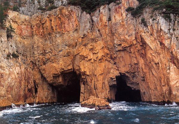 日本の島再発見_山口県_萩諸島_青海島_黄金洞