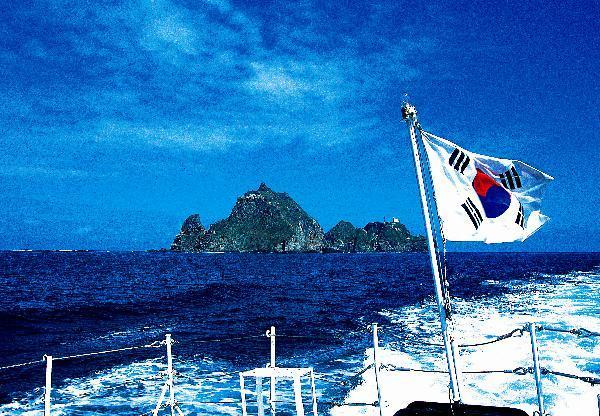 地球の島めぐり_韓国_鬱陵島