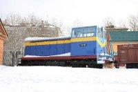ロシア サハリン島(樺太) 汽車