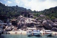 53島目              タイ王国 ナン・ユアン島・タオ島