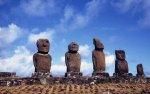 チリ共和国 イースター島