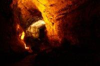 カナリア諸島 ランサローテ島 火山トンネル